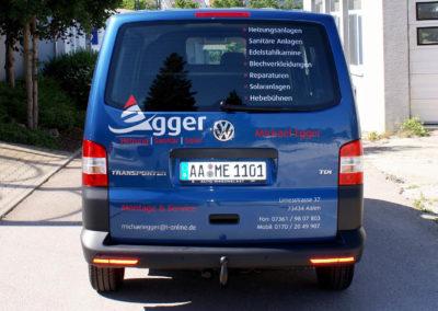 Michael Egger - Aalen - Transporter - Fahrzeugbeschriftung - 2019 -DSC03369
