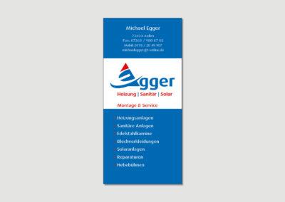 Egger - Aalen - Flyer - Print - 2019