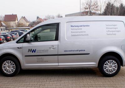 Manfred Wolf GmbH - Aalen - Fahrzeugbeschriftung - 2019 - DSC04083